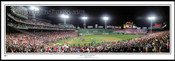 """ALCS Champions 2007"" Boston Red Sox Panoramic Framed Poster"