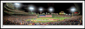 """2007 World Series"" Boston Red Sox Panoramic Framed Poster"