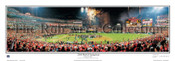 """2006 World Champions"" St. Louis Cardinals Panoramic Poster"
