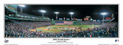 """2004 World Series"" Game 1 Boston Red Sox Panoramic Poster"