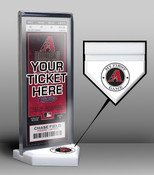 Arizona Diamondbacks My First Game Ticket Display Stand