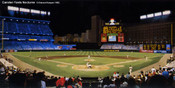 """Camden Yards Nocturne"" Baltimore Orioles Print"