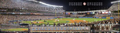 """Last Night"" New York Yankees at Yankee Stadium Panoramic Framed Poster"