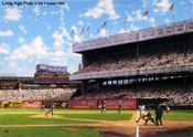 """Long Ago Polo"" New York Giants Print"