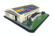 Kansas Jayhawks - Allen Fieldhouse Stadium Replica