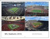 2016 NFL Stadiums Calendar