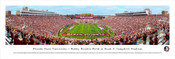 Florida State Seminoles at Doak Campbell Stadium Panoramic Poster