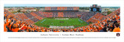 """Stripe-Out"" Auburn Tigers at Jordan Hare Stadium Panorama Poster"