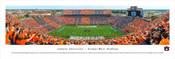 """Stripe-Out"" Auburn Tigers at Jordan Hare Stadium Panorama Poster"