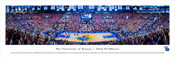 Kansas Jayhawks at Allen Fieldhouse Panoramic Poster