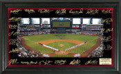 Arizona Diamondbacks - Chase Field 2016 Signature Field