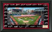 Cleveland Indians -Progressive Field 2016 Signature Field