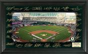 Oakland A's - Oakland Coliseum 2016 Signature Field