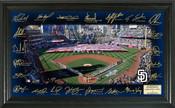 San Diego Padres - Petco Park 2016 Signature Field