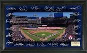 Texas Rangers - Globe Life Park 2016 Signature Field