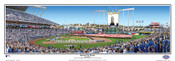 Kansas City Royals at Kauffman Stadium Panoramic Poster