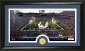 Kentucky Wildcats - Commonwealth Stadium Panoramic Bronze Coin Photo Mint