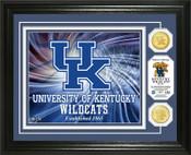 UK Wildcats Basketball Bronze Coin Photo Mint