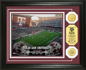 Texas A&M Aggies - Kyle Field Bronze Coin Photo Mint