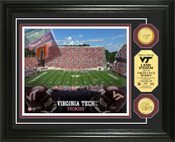 Virginia Tech Hokies - Lane Stadium Bronze Coin Photo Mint