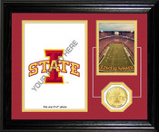 "Iowa State Cyclones ""Fan Memories"" Desktop Photomint"