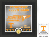 "Tennessee Volunteers ""State"" Bronze Coin Photo Mint"