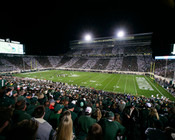"Michigan State Spartans ""Game Night"" at Spartan Stadium Photo"