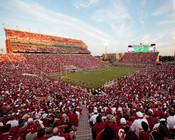 Oklahoma Sooners at Memorial Stadium Photo