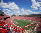 "Wisconsin Badgers ""Game Day"" at Camp Randall Stadium  Photo"