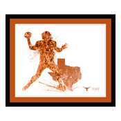 Texas A&M Aggies Silhouette Art