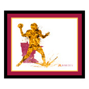 Minnesota Golden Gophers Silhouette Art