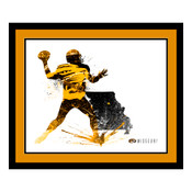 Missouri Tigers Silhouette Art