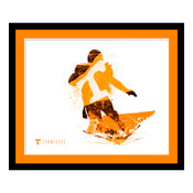 Tennessee Volunteers Silhouette Art