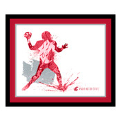 Washington State Cougars Silhouette Art