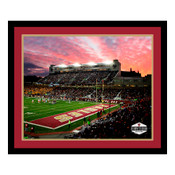 Boston College Eagles - Alumni Stadium Art