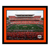 Oregon State Beavers - Reser Stadium Art