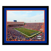 Florida Gators - Ben Hill Griffin Stadium Art