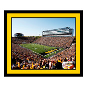 Iowa Hawkeyes - Kinnick Stadium Art