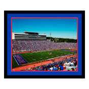 Kansas Jayhawks - Memorial Stadium Art