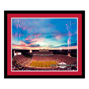Oklahoma Sooners - Memorial Stadium Art