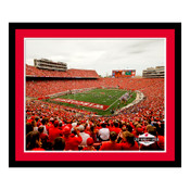 Wisconsin Badgers - Camp Randall Stadium Art