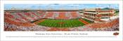 "Oklahoma State Cowboys ""50 Yard Line"" at Boone Pickens Stadium Panorama Poster"
