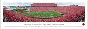 Louisville vs Florida State at Papa John's Cardinal Stadium Panorama Poster