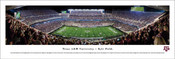 "Texas A&M Aggies ""50 Yard Line"" at Kyle Field Panorama Poster"