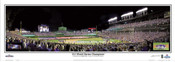 """2016 World Series Champions"" Wrigley Field Panoramic Poster"
