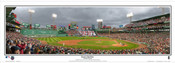 """Farewell at Fenway"" Big Papi Day Panoramic Framed Poster"