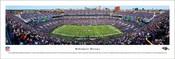 Baltimore Ravens at M&T Bank Stadium Panoramic Poster