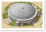 Astrodome - Houston Astros Print