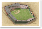 Fenway Park Original - Boston Red Sox Print