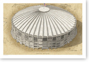 Kingdome - Seattle Mariners Print